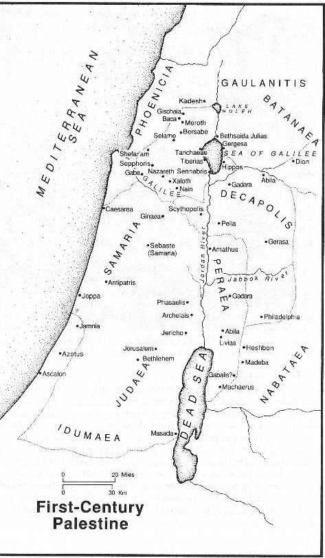 First-CenturyPalestine-ConciseBibleAtlas